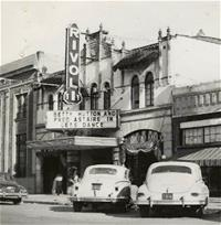 Old Rivoli Movie Theater
