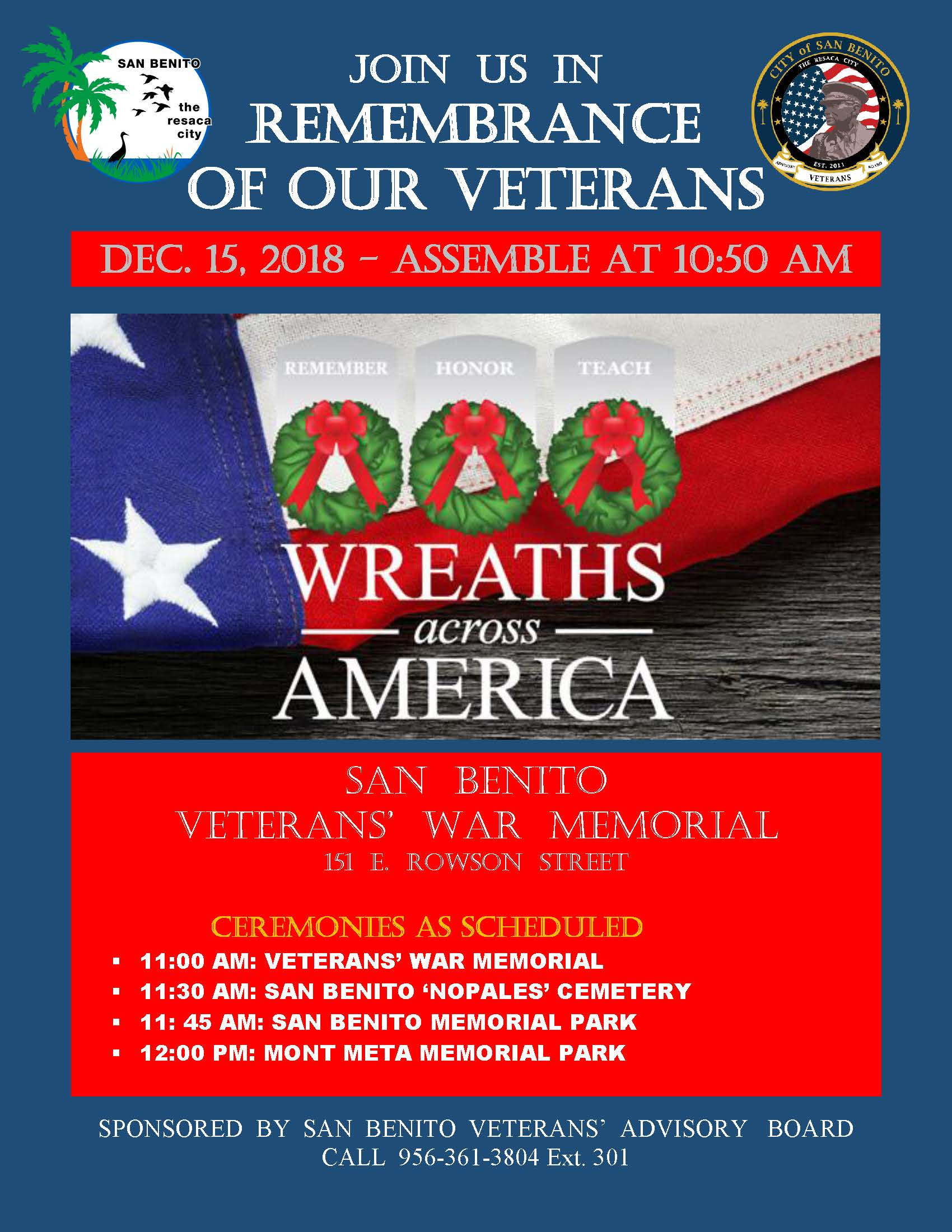 wreaths flyer
