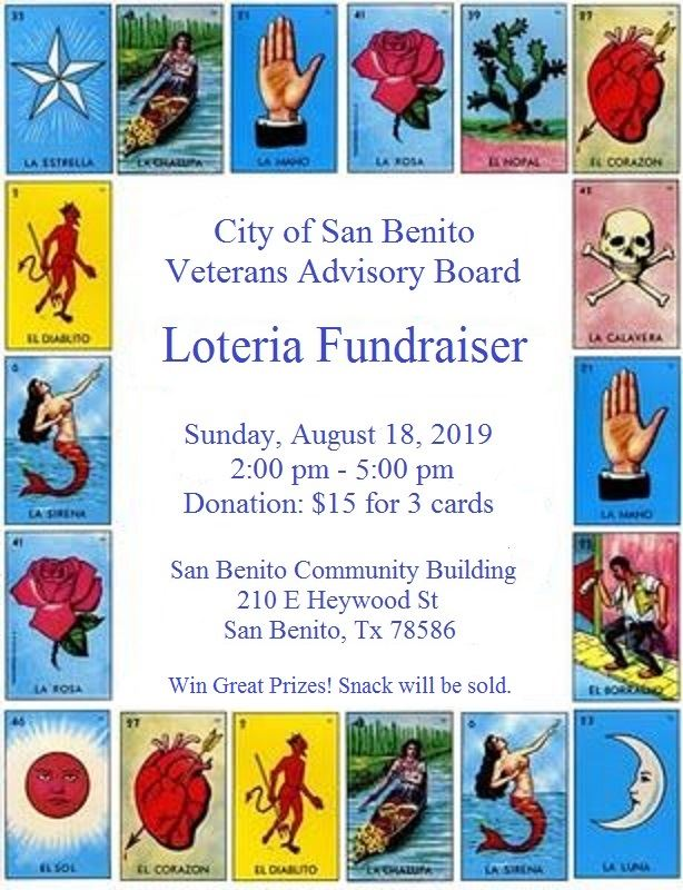 loteria flyer