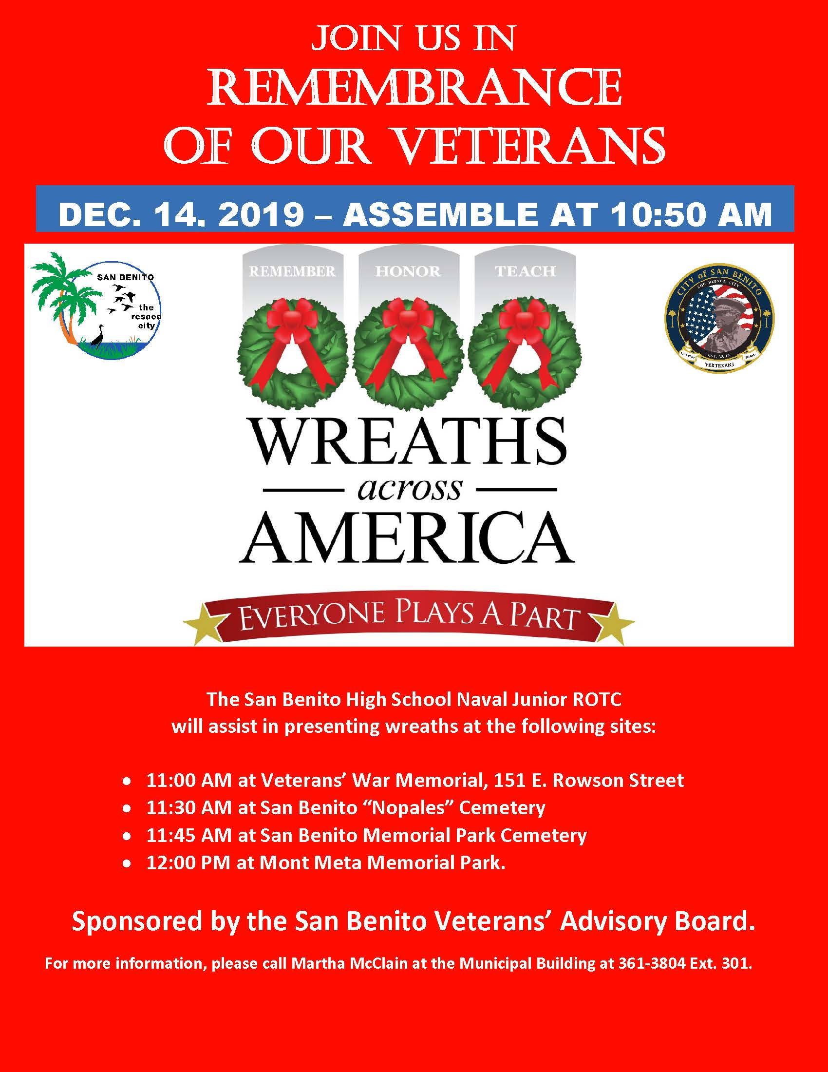 Wreaths flyer-ad